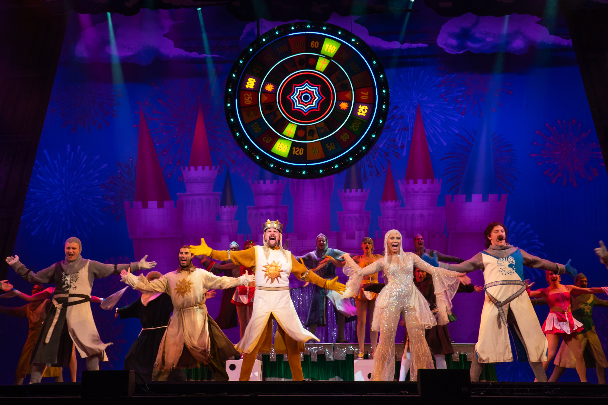 Spamalot National Tour
