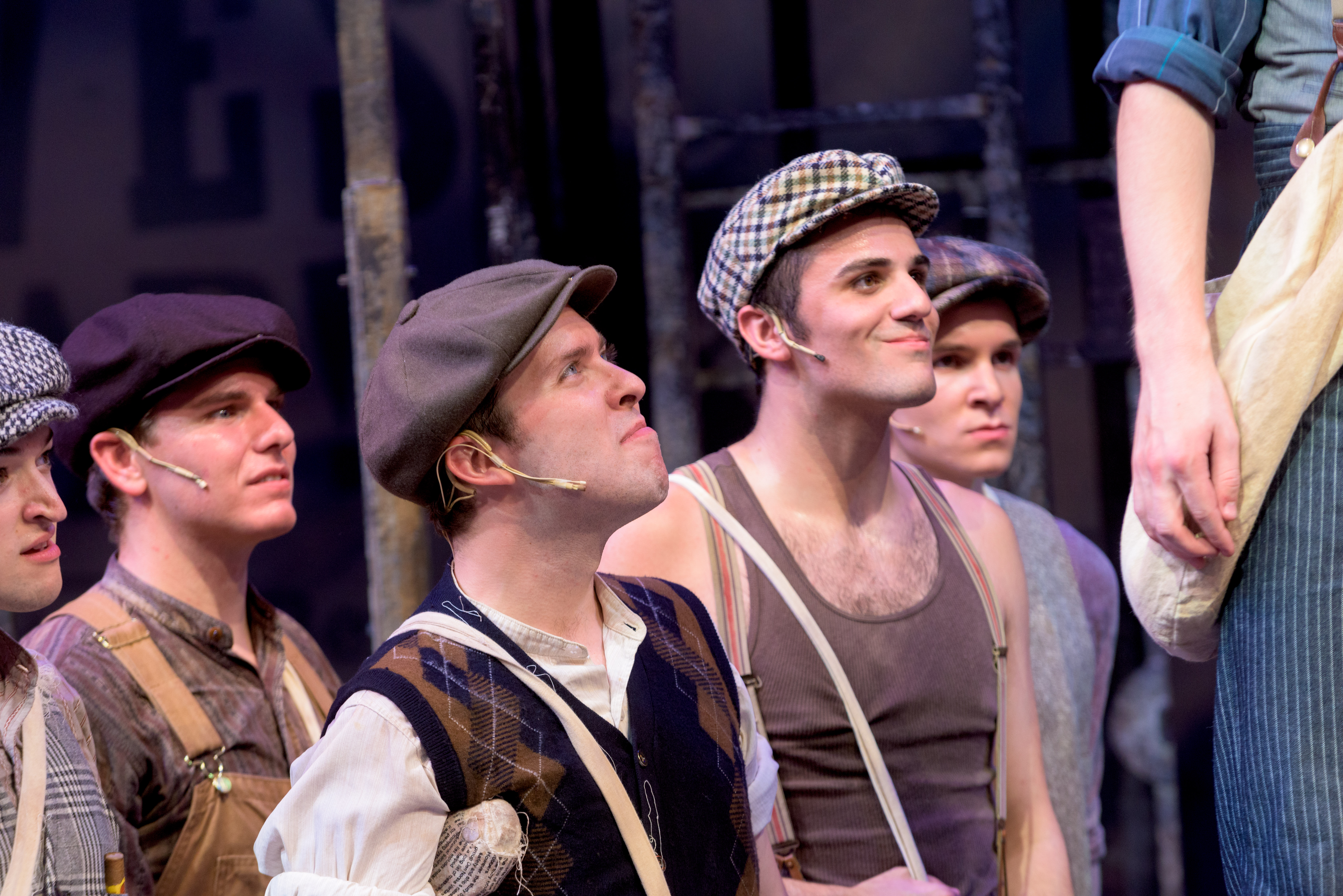 Newsies @ Porthouse Theatre