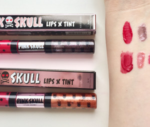 Etude House Pink Skull Collection