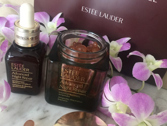 Estee Lauder Intensive Recovery Ampoules : Capsuled Multi-level Night Time Repair