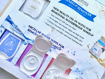 Bifesta Latest Makeup Remover Wipes with Skin-Beautifying Effects
