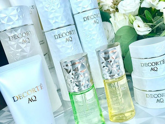 Cosme Decorte NEW Decorte AQ Range, Absolute Quality: The Power of Skin Healing