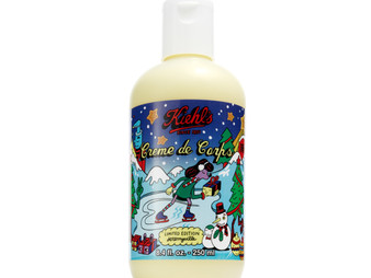 Kiehl's x Jeremyville Holiday Collection 2016