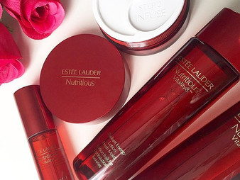 Detox. Infuse Power up your glow with Estee Lauder Lotion