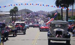 Cayucos Parade