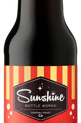 SUNSHINE BOTTLE WORKS Root Beer 12 x 12 oz bottles