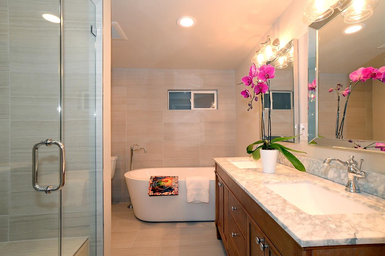 Contra Costa master bathroom 1