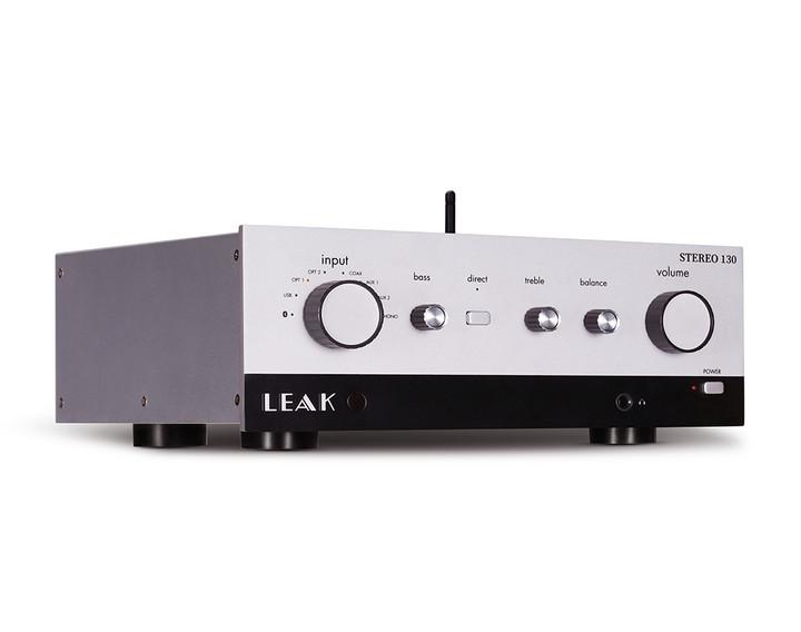 Stereo 130 Standard silvert side 2 Squar