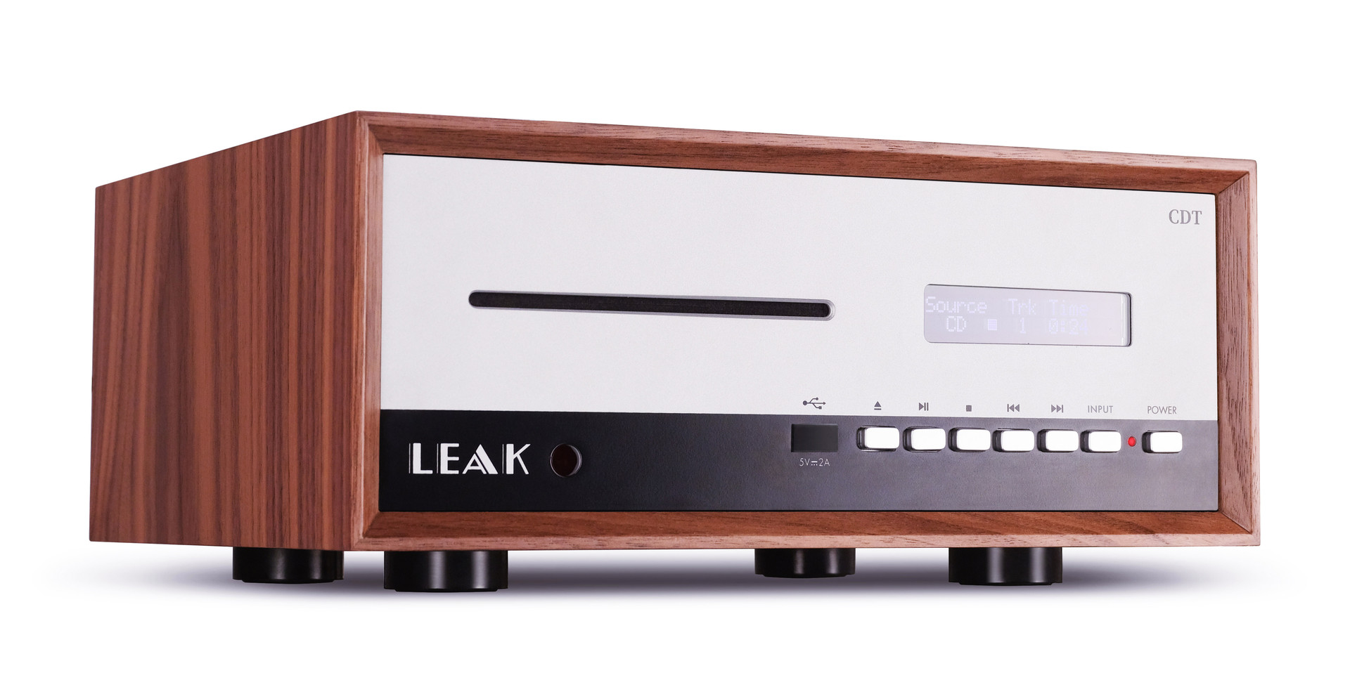 LEAK CDT Standard Walnut with USB cover