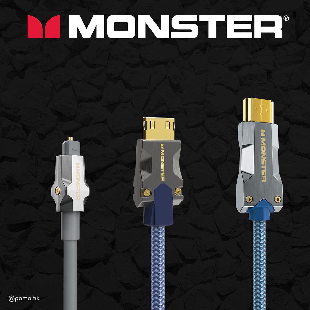 Monster怪獸線 M3000 HDMI 8K 線