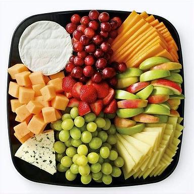 Fresh Fruit & Cheese Platter