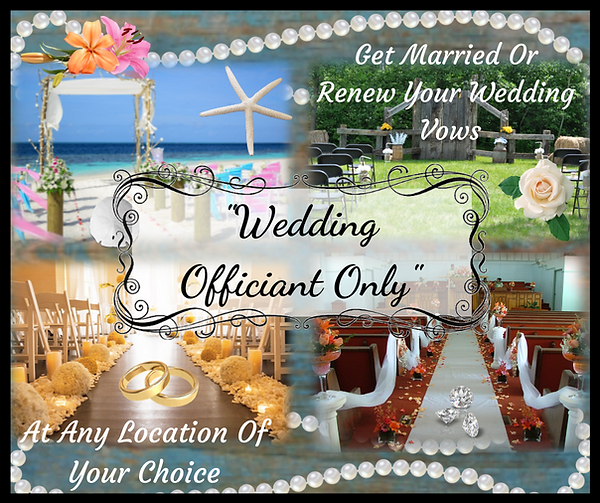 Wedding Officiant Port Charlotte FL Wedd