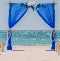 Port Charlote And Punta Gorda Florida Beach Weddings 941-623-5467 Wedding Planner Charlott