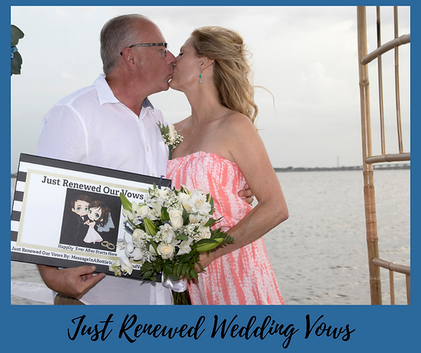 Renew Your Wedding Vows Port Charlotte F
