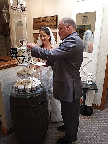 Wedding Ceremony In Port Charlotte Flori