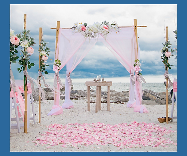 Englewood Florida Beach Weddings Officia
