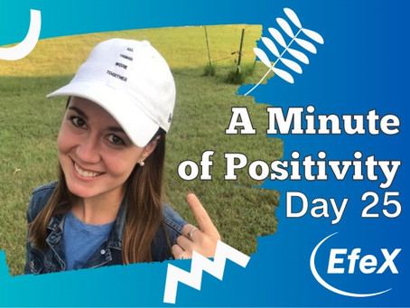 Positivity Matters, Week 5: Growing Positivity in Our Lives, Day 5: Maintaining Your Garden