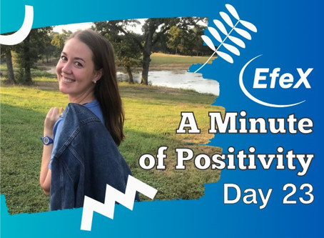 Positivity Matters, Week 5: Growing Positivity in Our Lives, Day 3: Putting in All the Good Stuff