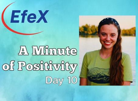 Positivity Matters, Week 2: Attitude Matters, Day 5: Choose to Develop Positive Attitude