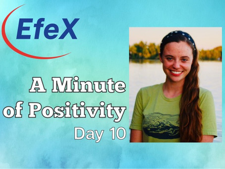Positivity Matters, Week 2: Attitude Matters, Day 5: Choose to Develop Positive Attitude