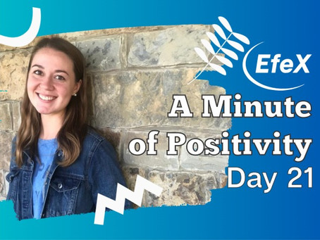 Positivity Matters, Week 5: Growing Positivity in Our Lives, Day 1: Thriving in Positivity
