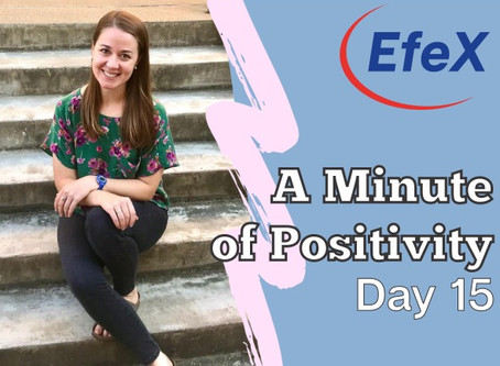 Positivity Matters, Week 3: Words Matter, Day 5: Engineering Positive Words