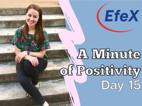 Positivity Matters, Week 3: Words Matter, Day 5: Engineering Positive Words