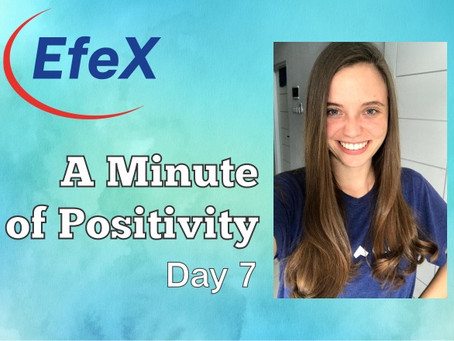 Positivity Matters, Week 2: Attitude Matters, Day 2: As A Person Thinks….