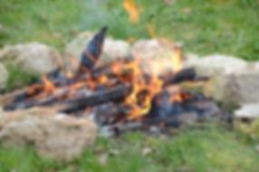 Rituel du feu sacré