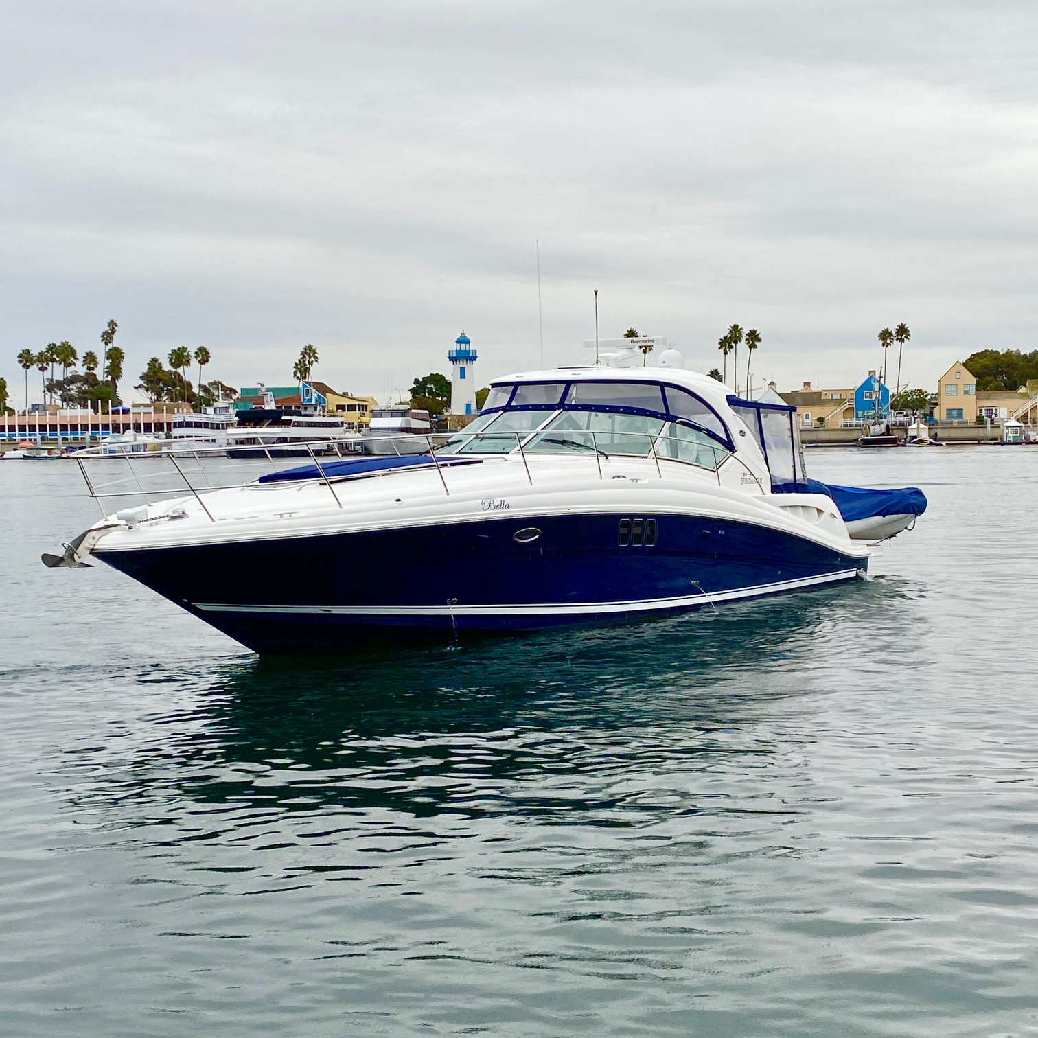 Bella Boating Los Angeles Marina Del Rey Yacht Charter