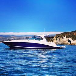 Bella boating Marina del Rey boat rides