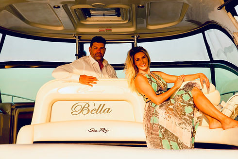 Bella Boating Marina del Rey boat rental