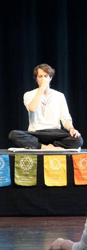 Teaching Pranayama