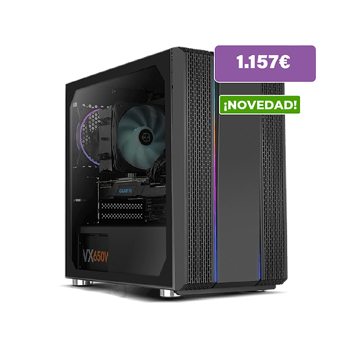 Pc Gaming Edición Goliath