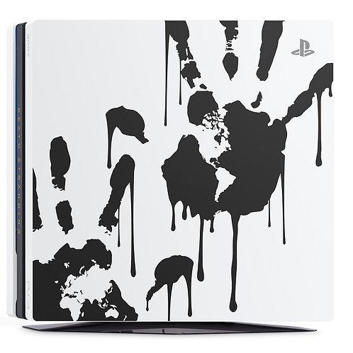 PS4 PRO Edición Limitada Death Stranding + Juego
