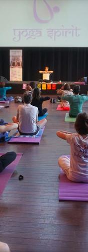 Yoga Tibétain Festival Bruxelles