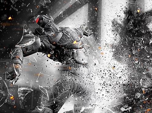 Máster en VFX con Autodesk Flame