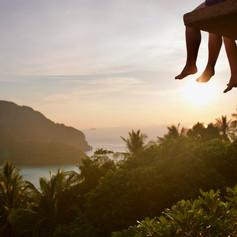 Sunset over Koh Phi Phi