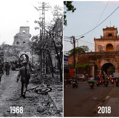 Huế City, Then and Now
