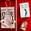 Thumbnail: Bird Skeleton Earrings and Necklace