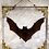 Thumbnail: Bat in Lucite Shadowbox