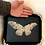 Thumbnail: White Witch Moth in Black Shadowbox