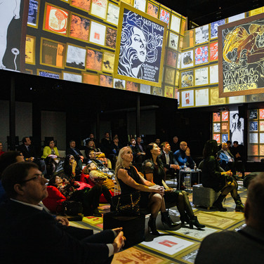 Digital Art House visit, 20 Feb 2020