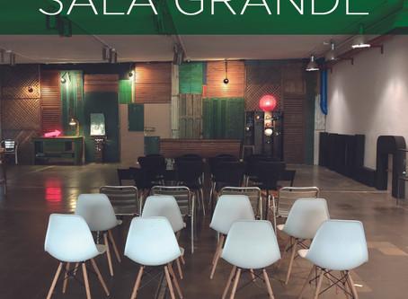 Nuestro último espacio: La Sala Grande