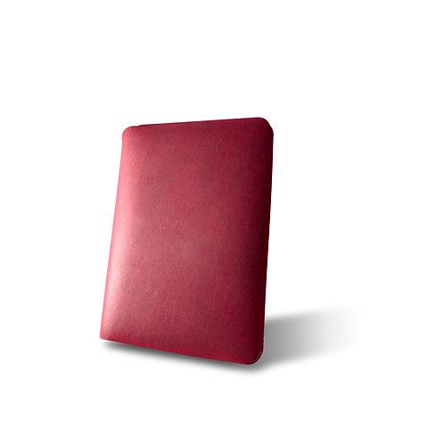Travel Cut - Refillable Leather Folio