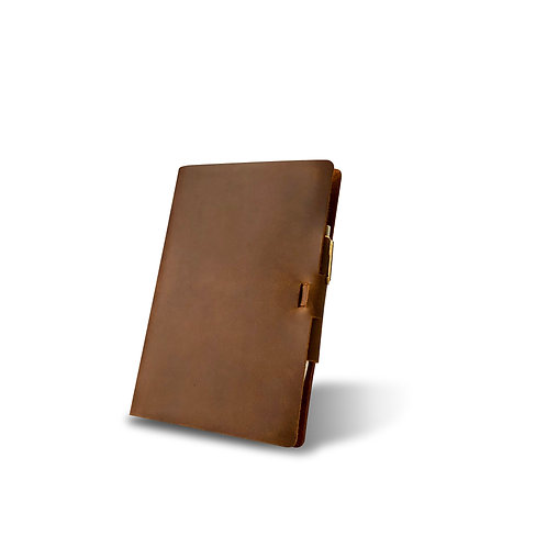 Classic Cut - Refillable Leather Journal