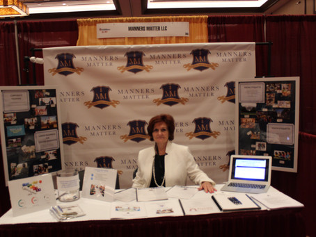 Manners Matter at Professional Insurance Agents Trade Show