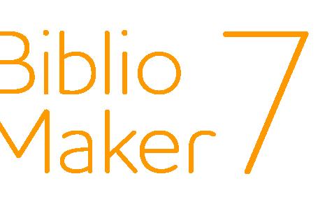 BiblioMaker 7 beta ab November verfügbar