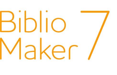 Logo de BiblioMaker 7
