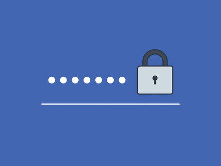 Protect your data with a password